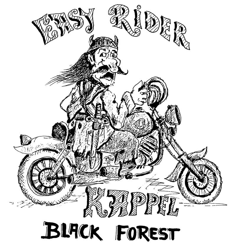 Easy Rider Kappel Logo